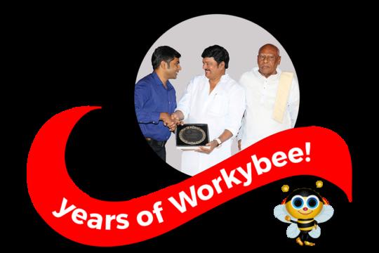 10 Years Of Workybee