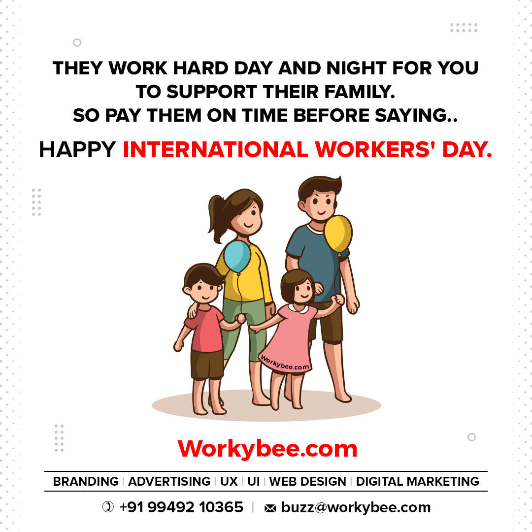 Happy World Laughter Day - Workybee
